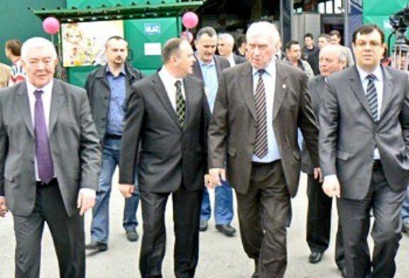 27.3.2011. – HSS – Razgovor i druženje s izlagačima na sajmu u Gudovcu