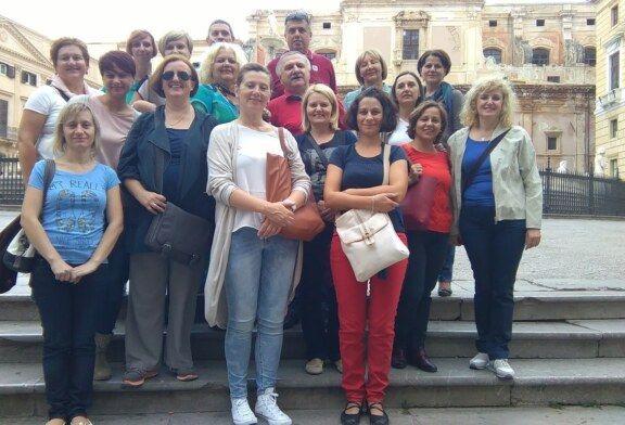 Komercijalna i trgovačka škola Bjelovar posjetila Siciliju