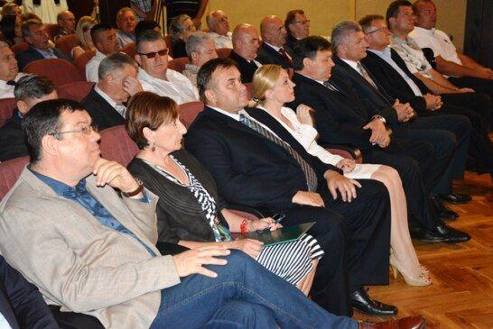 Svečanom sjednicom obilježena 790 obljetnica Grada Čazme