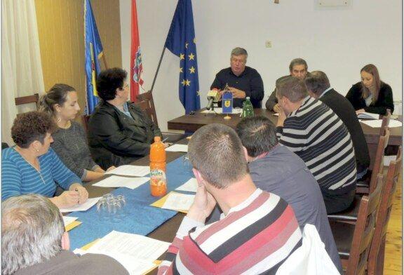 U Općini Berek najavljeno osnivanje komunalnog društva