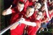 Bjelovarski foksići sudjelovali na otvoranju Europskih sveučilišnih igara