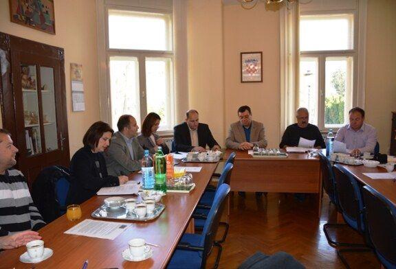 Održana sjednica Koordinacije vijeća nacionalnih manjina BBŽ
