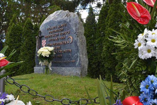 Bjelovarsko-bilogorski HSP prisustvovao komemoraciji na Bleiburgu