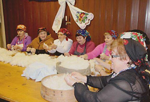 Čijana perja, tradicionalni običaj koji njeguje HSS