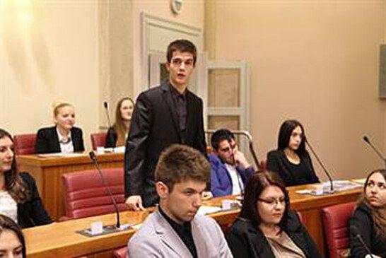 Zastupnici EBB-a u Hrvatskom saboru