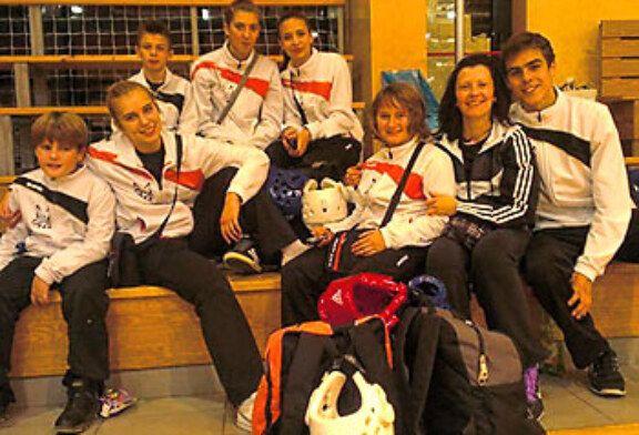 Taekwondo pokal Ivančna Gorica 2013