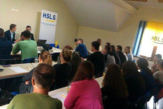 Mladi HSLS-a na Jesenskoj akademiji u Bjelovaru