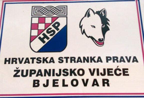 Predsjedništvo HSP-BBŽ održalo sjednicu u Bjelovaru