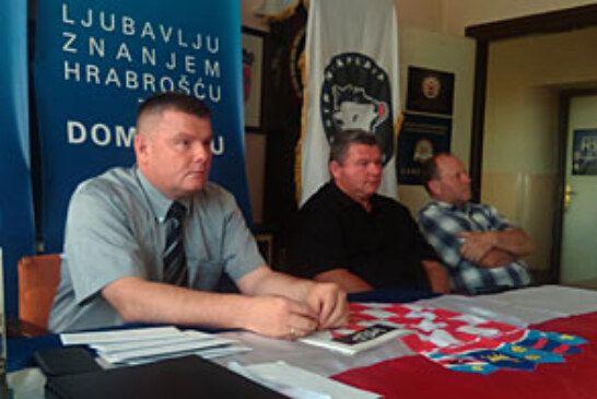 Veličanstveni izborni zbor HSP Garešnica, za predsjednika podružnice izabran Željko Rijetković