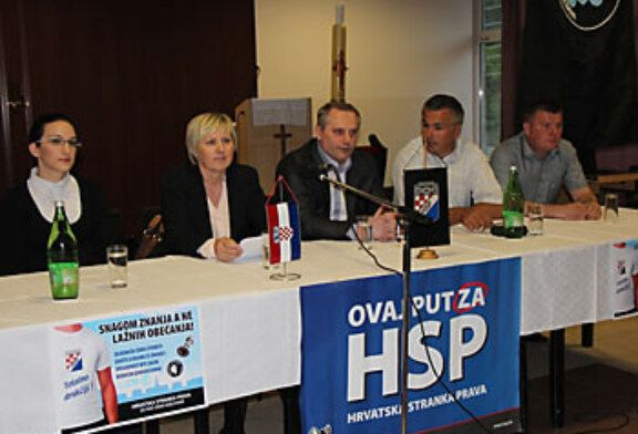HSP BBŽ predstavio kandidate