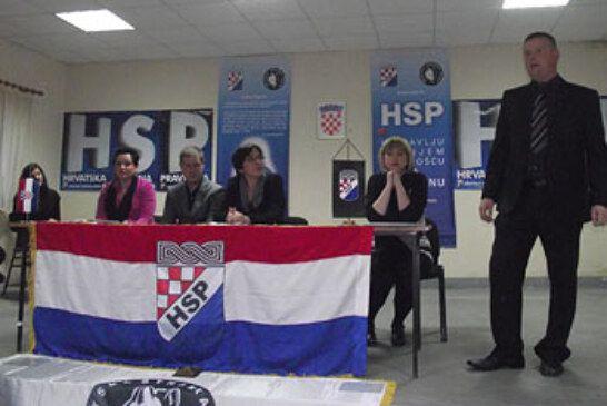 Zvonko Mlakić novi predsjednik HSP-a za Bjelovarsko-bilogorku županiju