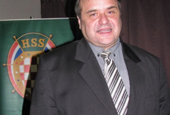 Dinko Pirak izabran za novog predsjednika Županijske organizacije HSS-a BBŽ