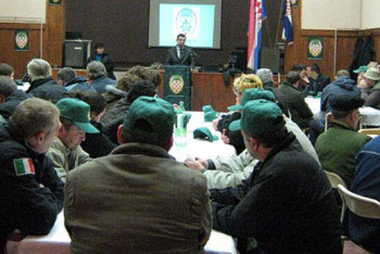 Kandidati  HSS-a II. izborne jedinice u Novoj Rači