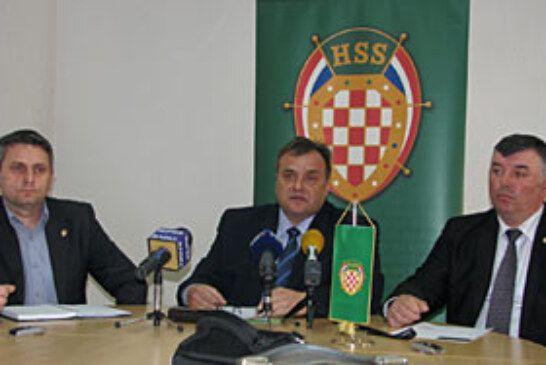 Miroslav Čačija i Stanko Grčić otišli iz HSS-a zbog fotelja