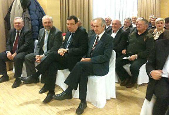 Zlatko Barila već  treći mandat na čelu županijskog HSU-a