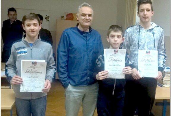 Učenici IV. Osnove škole Bjelovar trostruki prvaci na Infokupu u programiranju