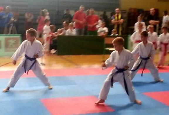 Mladi karatisti Čazme osvojili zlatnu medalju