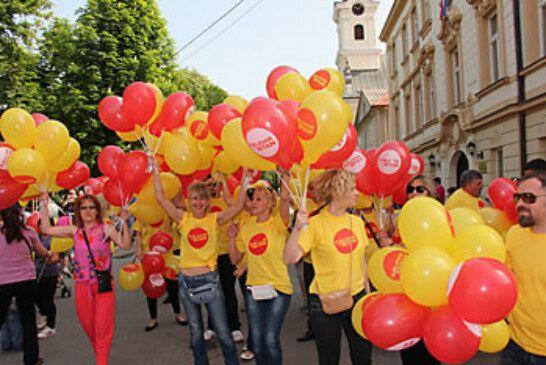 Praznik rada s građanima proslavili su i koalicijski partneri SDP-HSS-HSLS