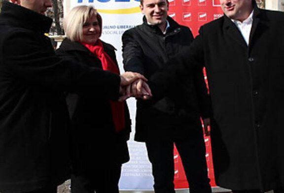 Sklopljena nova koalicija: SDP i HSLS, još neviđena na ovim prostorima