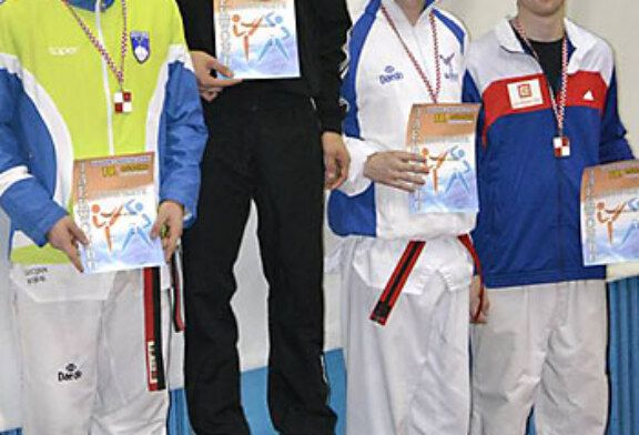 Luka Horvat zlatni na Croatia Openu 2013.