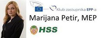 marijana petir MEP