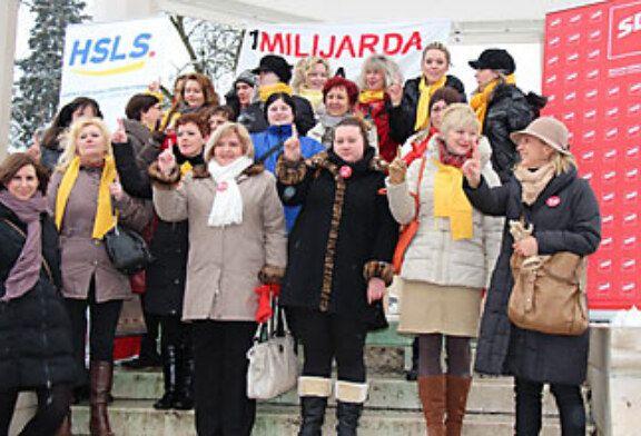 Milijarda ustaje protiv nasilja nad ženama u Bjelovaru
