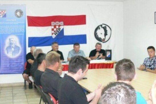 Izborni Zbor mladeži HSP Bjelovar – Neven Huseinović izabran za predsjednika