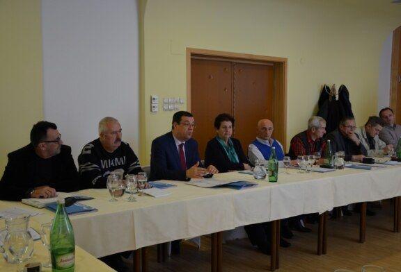 U BBŽ organizirana edukacija za jačanje kapacita Vijeća i predstavnika nacionalnih manjina