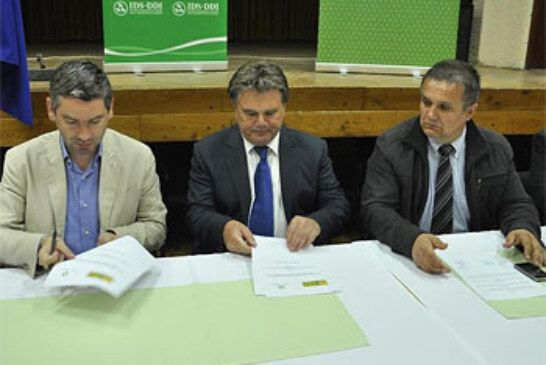Ivan Jakovčić  kandidat za EU parlament ispred NSH-a i IDS-a
