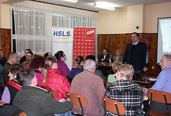Predavanje o legalizaciji bespravno izgrađenih objekata u Gudovcu