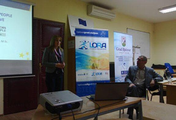Poduzetnici s područja Bjelovarsko-bilogorske županije upoznali novi alat za unaprjeđenje poslova