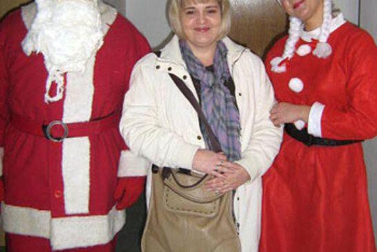 SDP – Podjele božićnih darova u MO Prespa