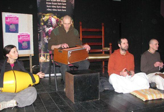 Predavanje na temu Fatalna privlačnost; vječna sudbina duše održana u Bjelovarskom kazalištu