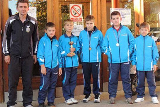 Ekipno i pojedinačno prvenstvo regije(Slavonija-Zapad) za mlađe kadete