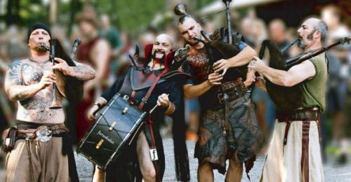Koprivnički Renesansni festival ponovno TOP događanje u Hrvatskoj