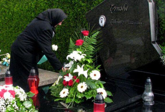 HSS položio vijenac na grob Tihomira Trnskog, prvog župana Bjelovarsko-bilogorske županije
