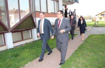 Ministar Slaven Dobrović o planiranim projektima Bjelovarsko-bilogorske županije i Grada Bjelovara
