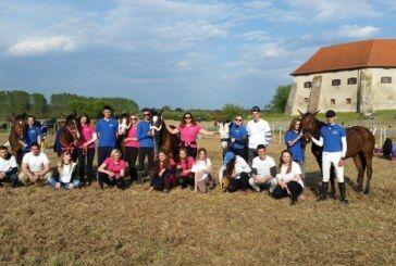 Zlato, srebro i ekipna bronca za Konjički klub Vinia
