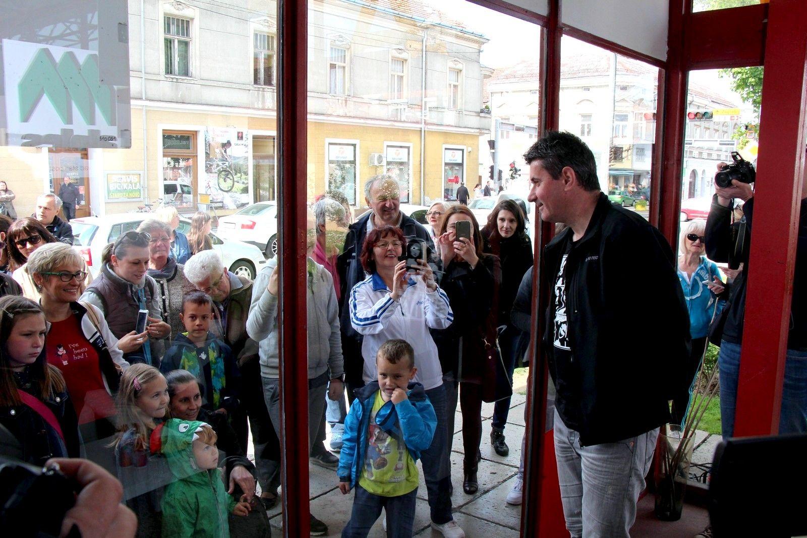 Bjelovar - Održana poznata i jedinstvena Izložba glumaca u sklopu 15. BOK festa