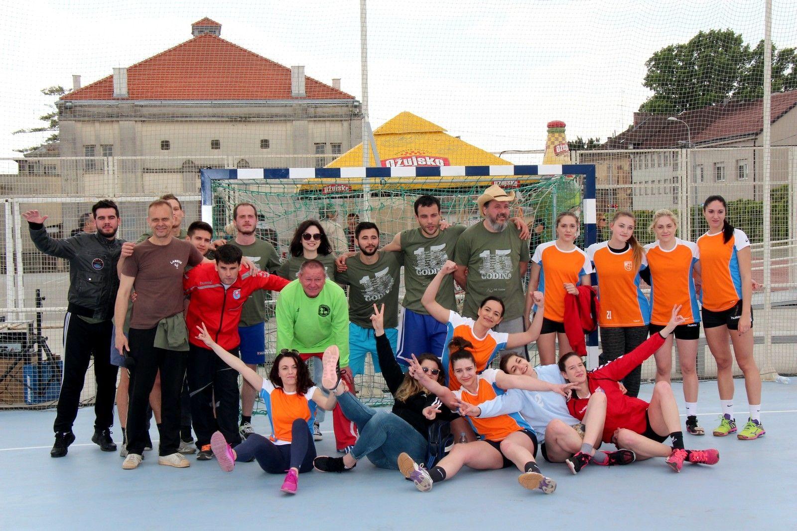 BJELOVAR - Održan tradicionalni rukometni BOK turnir