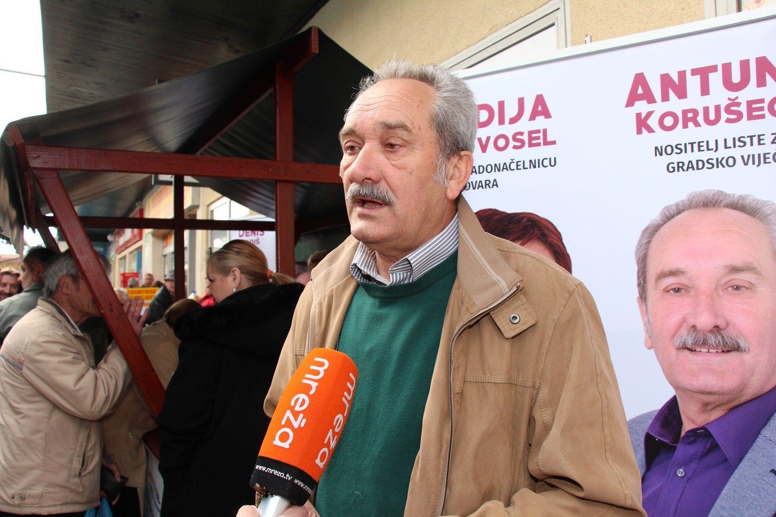 ABB-Akcija bjelovarsko-bilogorska u prikupljanju potpisa za kandidacijsku listu