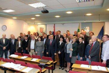 Održana posljednja sjednica Županijske skupštine BBŽ u ovom mandatu