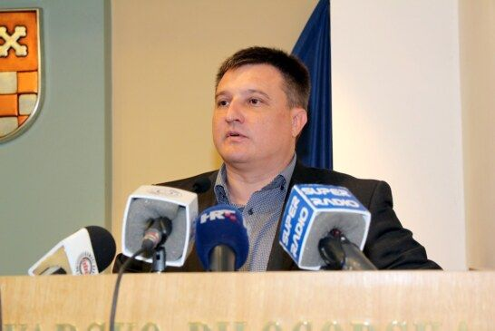 HDZ-ov saborski zastupnik Miro Totgergeli priopćenjem reagirao na neistine o izgradnji Opće bolnice Bjelovar