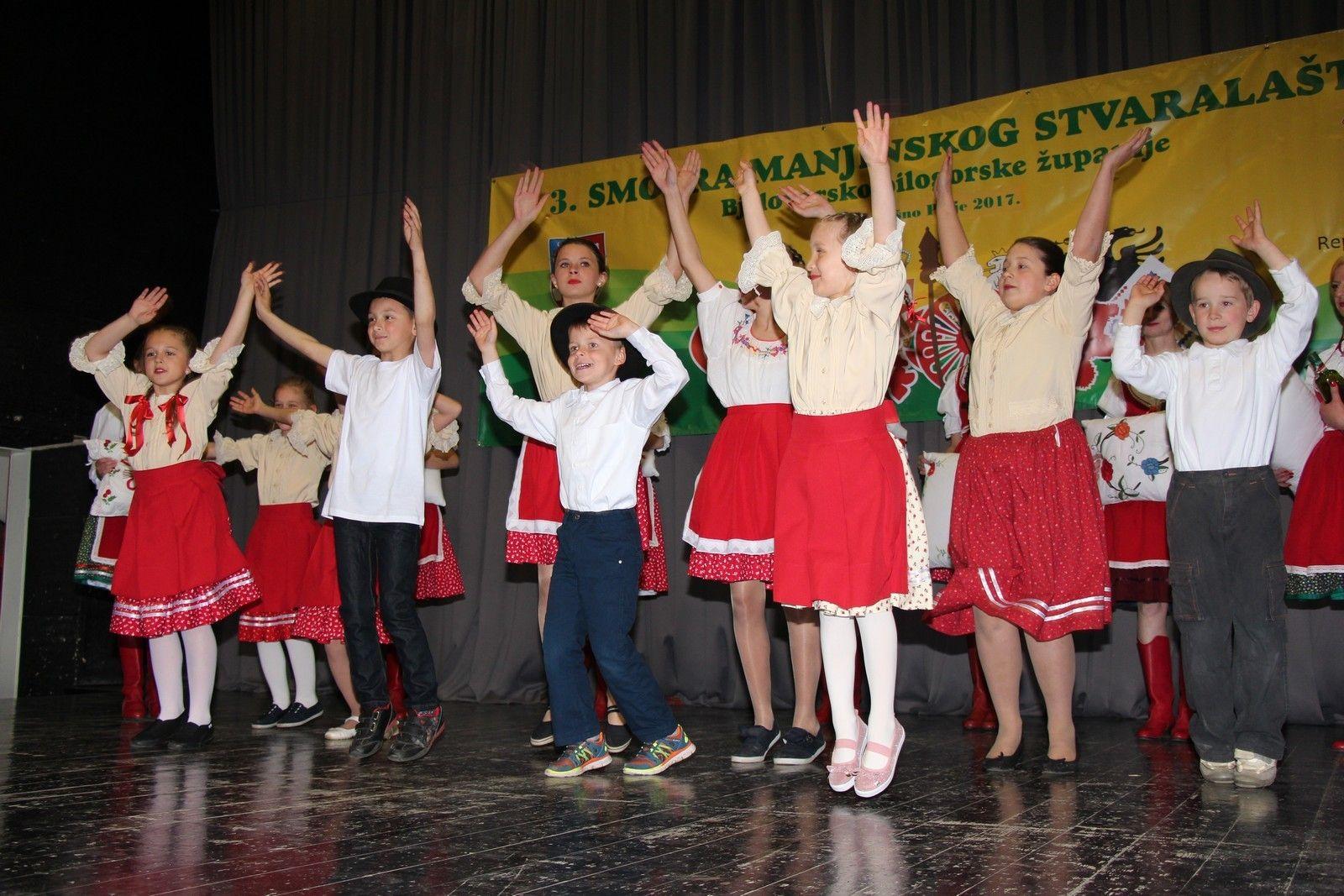 Održana 3. Smotra manjinskog stvaralaštva Bjelovarsko-bilogorske županije