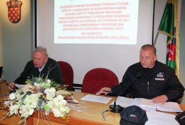Sve nadležne službe Bjelovarsko-bilogorske županije spremne za nadolazeću turističku sezonu 2017.