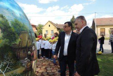 """Obilježena prigodna manifestacija """"Uskrs u Ivanskoj"""""""