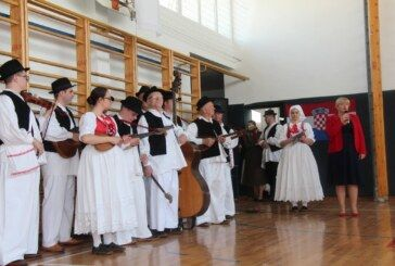 Održana 20. Županijska smotra folklora u Novoj Rači