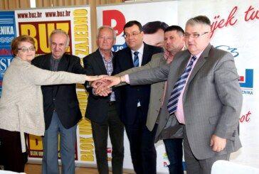 Damir Bajs, kandidat za župana predstavio izborni program za umirovljenike