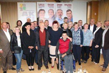 ABB-Akcija bjelovarsko-bilogorska predstavila kandidacijsku listu za Grad Bjelovar