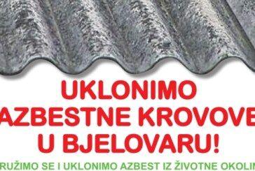 GRAD BJELOVAR – Prijava objekta koji sadrži azbest
